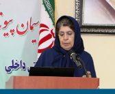 دکتر هایده شیرزادی گیلانی(بنیانگذار شرکت بازیافت مواد و تولید کود آلی کرمانشاه)