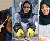 لزوم توجه بیش از پیش به اشتغال زنان (سیده مینا دیوبند)