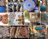اشتغال و کارآفرینی، ارمغان صنایع دستی ایرانی(سیده مینا دیوبند)