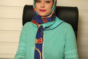 نازیلا سیچه لی (فرجاد) پایه گذار اولین مجموعه زنجیره ای اسکیت در ایران